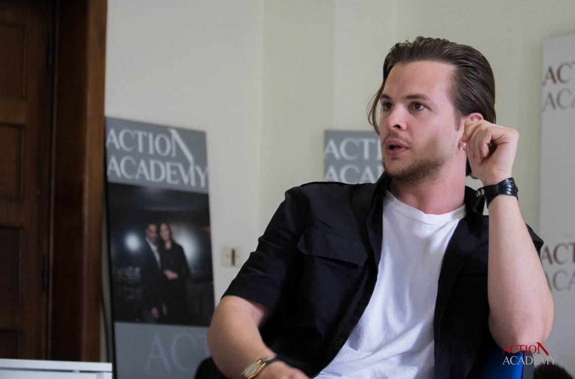 action academy masterclass vincent riotta 16