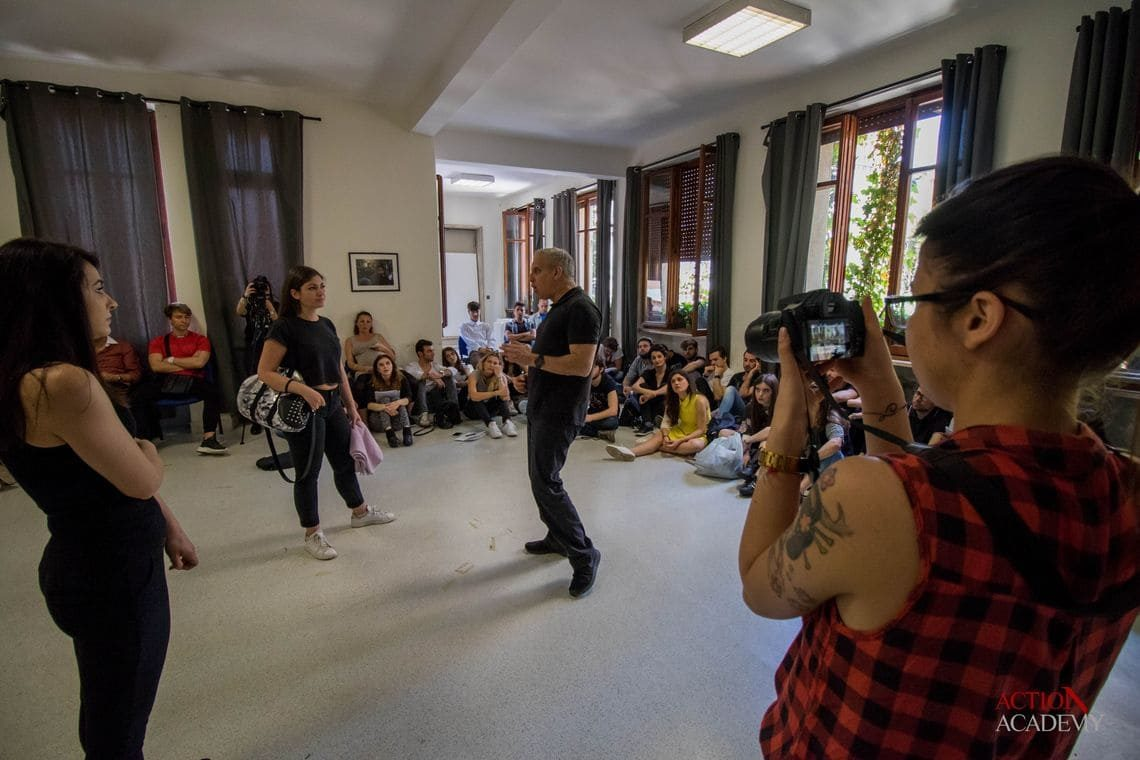 action academy masterclass vincent riotta 30
